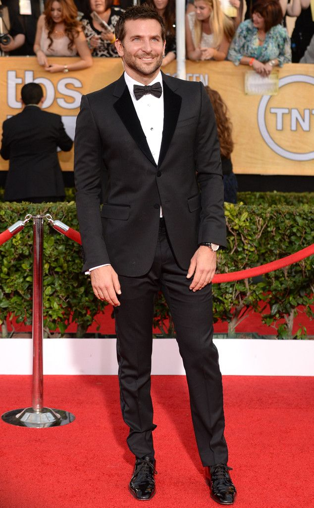 Bradley Cooper from 2014 SAG Awards: Red Carpet Arrivals   Gucci   Eiseman Style   Red Carpet