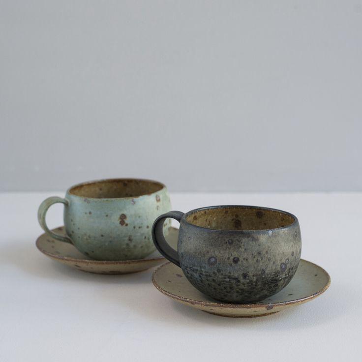 Japanese ceramics at  www.clothandgoods.com