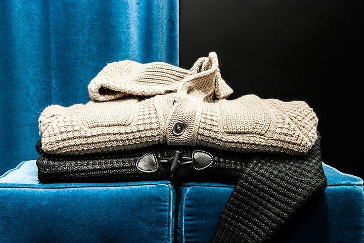 Härliga tröjor från det italenska märket Bark - WÅRDHS i @Täby Centrum