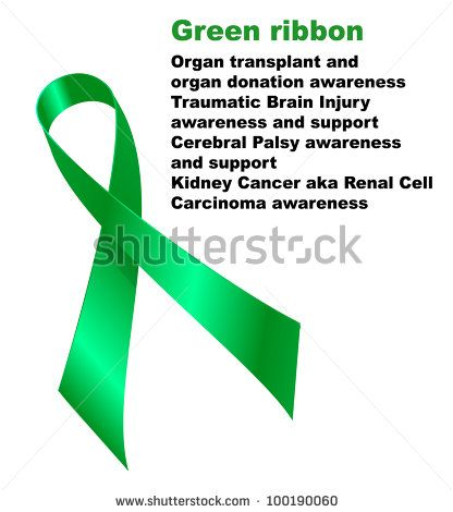 22 Best Ribbon S For Awareness Amp Charities Images On