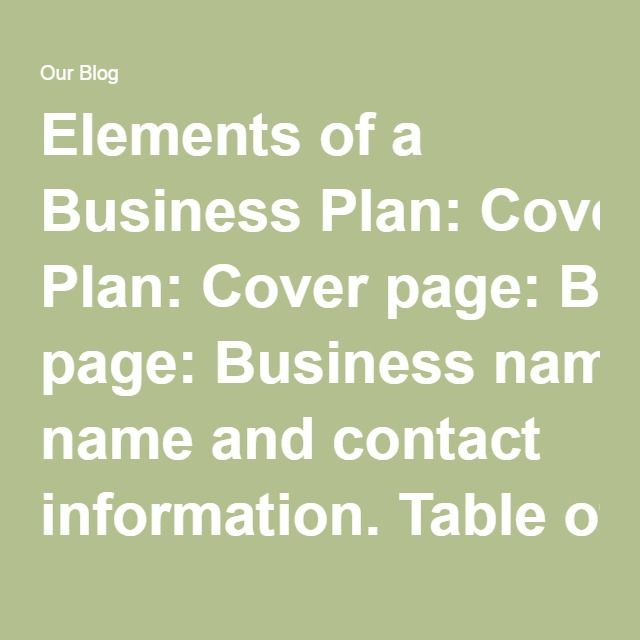 19 best business images on Pinterest Business planning, Interior - business proposal cover sheet