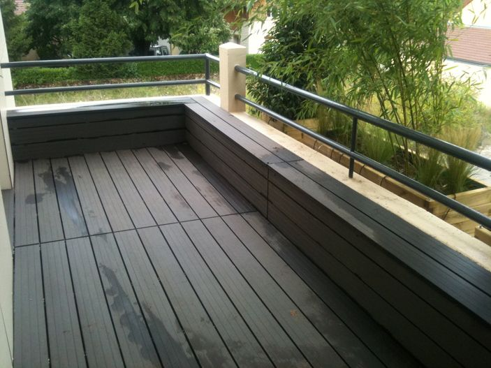 25 best ideas about lame composite sur pinterest lame terrasse composite - Lame terasse composite ...