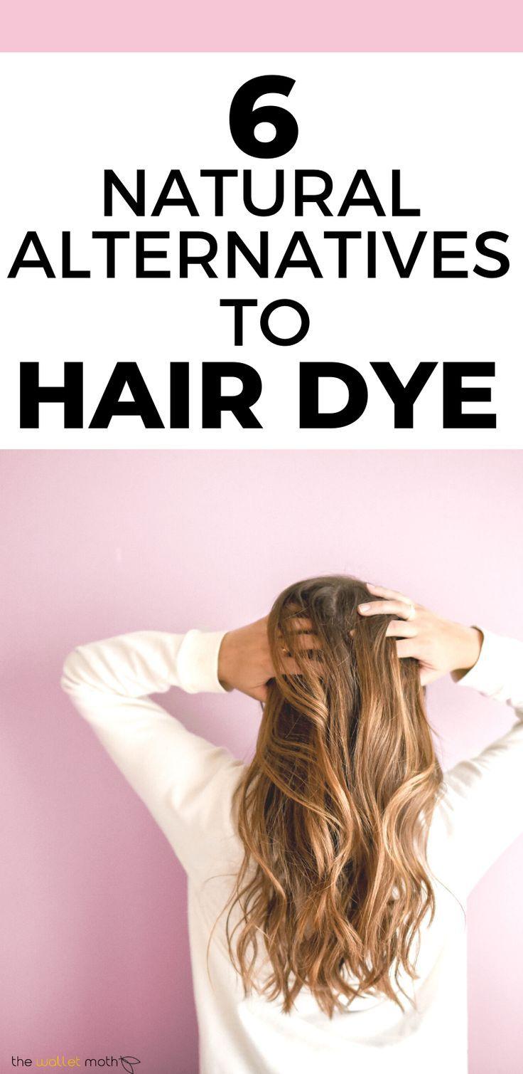 6 Natural Hair Dye Alternatives For Hair Dye Allergies No Chemicals Hair Dye Allergy Food Coloring Hair Dye Dyed Natural Hair