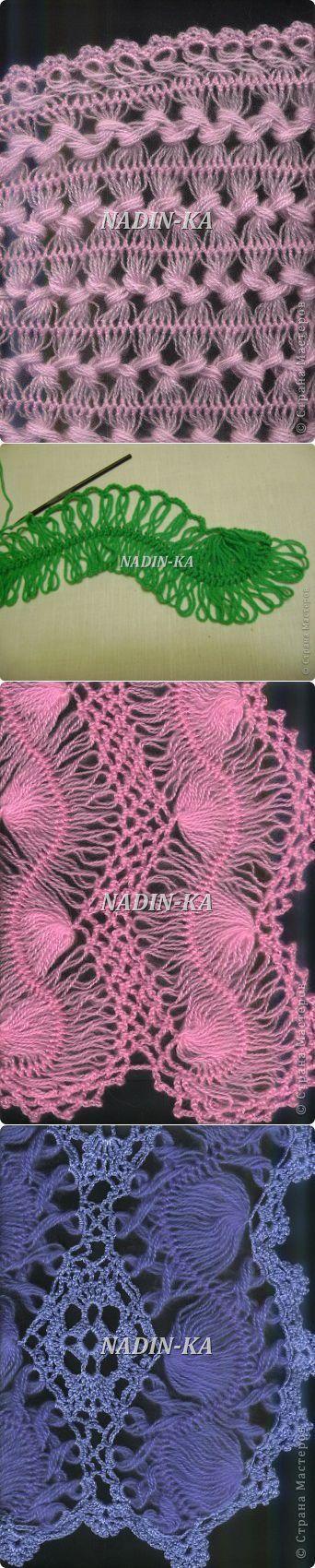 МК вязание на вилке. 1   Страна Мастеров   вязание.   Постила