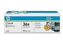 HP CB436AD Toner Cartridge for LaserJet P1505, P1505n Printers – 2000 Pages – Black