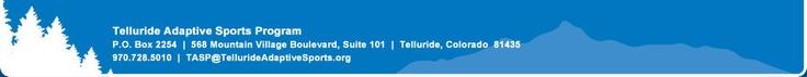Telluride Adaptive Sports Program, Telluride COLORADO