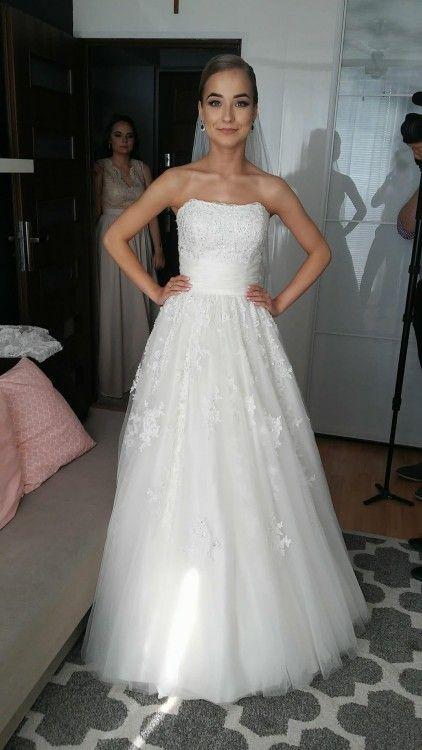 Suknie Suknia ślubna Annais Bridal Jesse 1 50000zł Używane