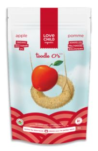 Our Apple Multi-Grain Os are perfect for your baby as they develop. They are completely organic and also encourage self feeding as they grow.