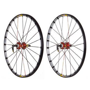 Wiggle | Mavic Crossmax SLR Disc MTB Wheelset 2012 | Performance Wheels