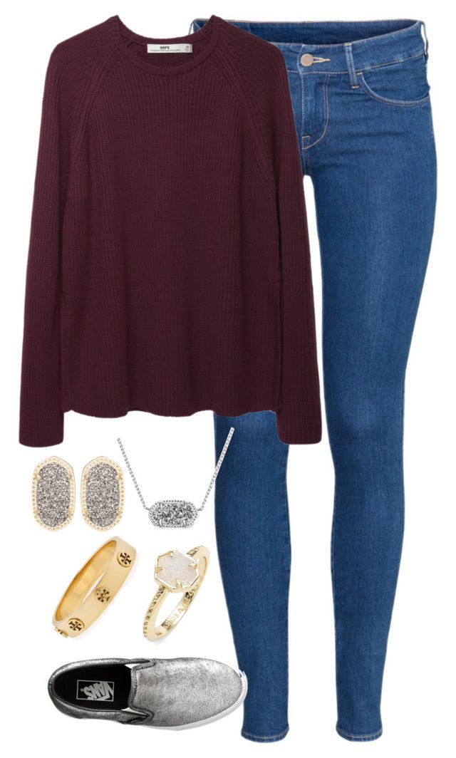 """""""jewels"""" by whitegirlsets ❤ liked on Polyvore featuring H&M, Hope, J.Crew, Kendra Scott, Tory Burch, women's clothing, women's fashion, women, female and woman"""
