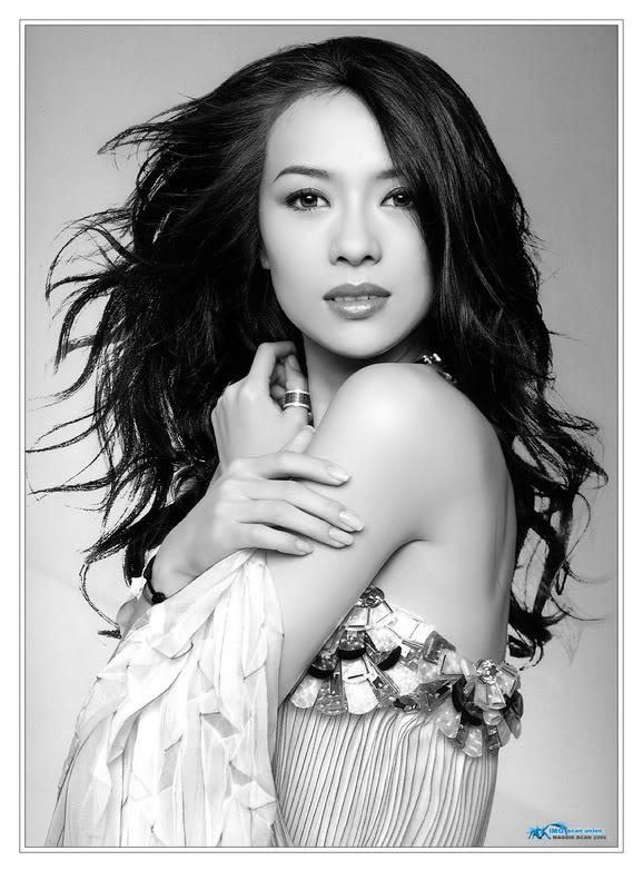 Zhang Ziyi...she is so beautiful!