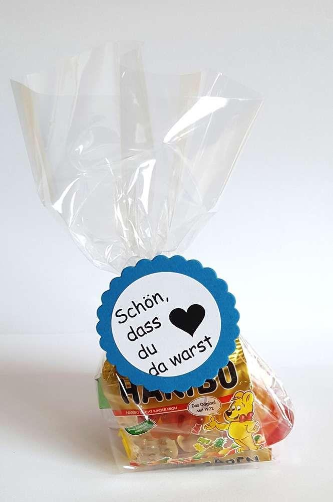 *Mitgebsel Geburtstag*gemische Süßigkeiten-Tüte*