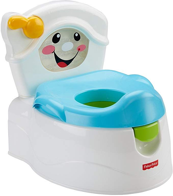 Childrens Kids Pink Potty Toilet Seat Training Soft and Comfortable Potty Training with Princess Castle Designed Pink