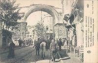 Α 'Παγκοσμίου Πολέμου ΕΛΛΆΔΑ Salonique Αλέξανδρος αψίδα κινούμενα 1910 PC