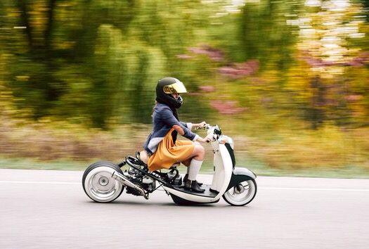 Honda Ruckus/Metropolitan
