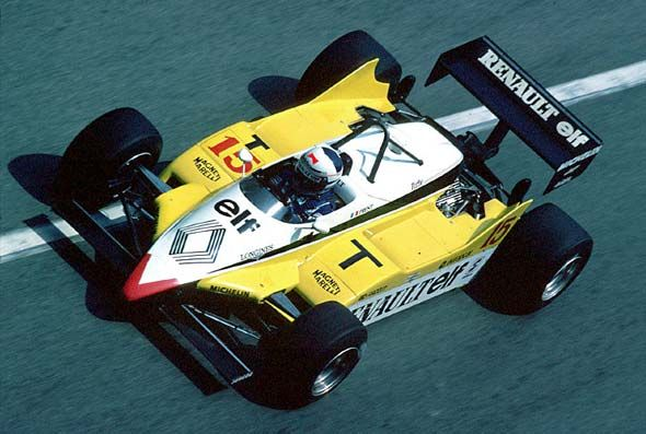 1982 Renault RE30B (Alain Prost)