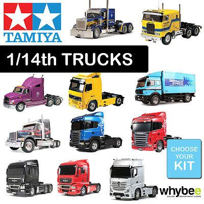 New tamiya 1/14th radio #control #truck r/c #build yourself kit - lorries haulage,  View more on the LINK: http://www.zeppy.io/product/gb/2/181934291306/