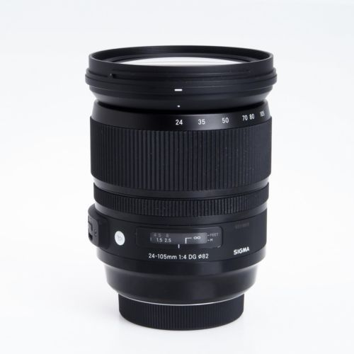 Sigma 24-105mm F4 DG OS HSM Art Camera Lens for Sigma Cameras 635-110