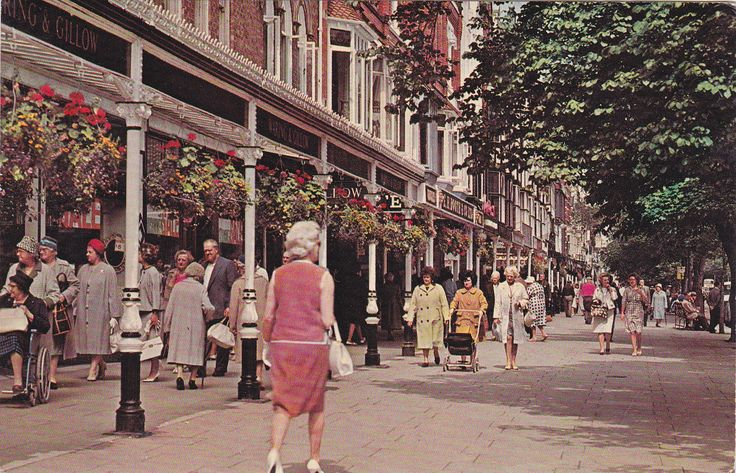 Southport Lord street as my Nana loved it xx