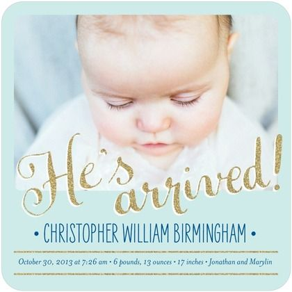 Electronic Birth Announcement Best Baby Images On Pinterest - Electronic birth announcement template