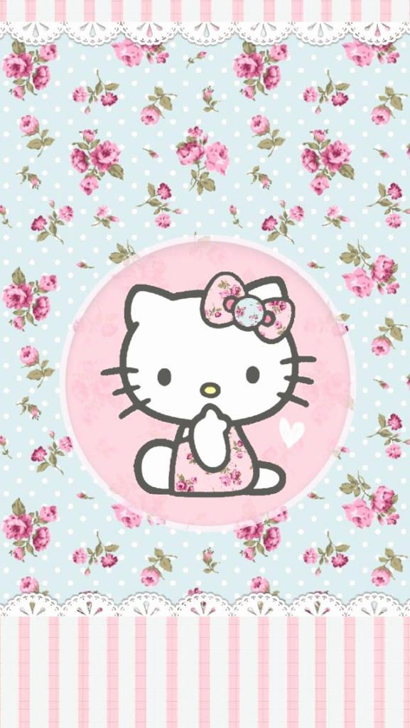 Iphone X Background 4k Hello Kitty Iphone Background Lovely