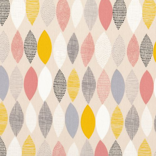Shapes of spring fabric
