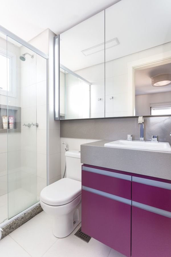840 best images about Baños  Banheiros on Pinterest -> Reformar Banheiro Pequeno Quanto Custa