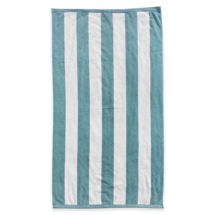Resort Stripe Beach Towel Bed Bath Beyond Beach Towel