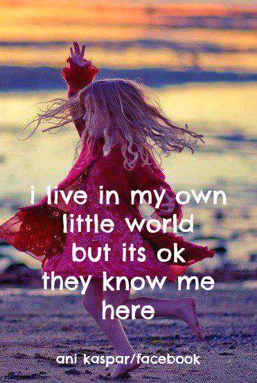 My World!!!