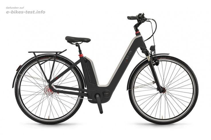 Das Sinus Fahrrad Ena90 Einrohr 500Wh 28 Zoll NuVinci H-Sync hier auf E-Bikes-Test.info vorgestellt. Weitere Details zu diesem Bike auf unserer Webseite.