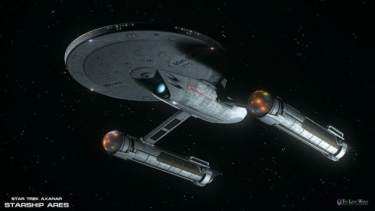 Resultado de imagem para ares class starship memory alpha