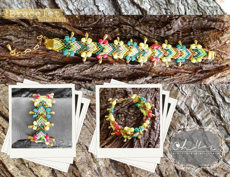 Color Bracelet by ♥ Oh La La ♥