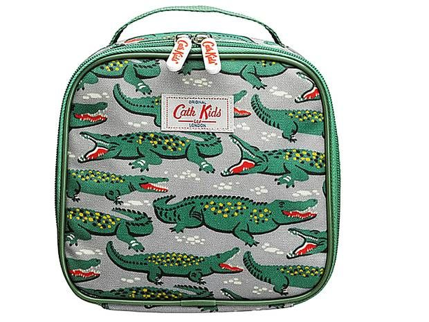 crocodile kids lunch bag by Cath Kidston
