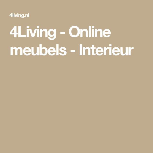 4Living - Online meubels - Interieur