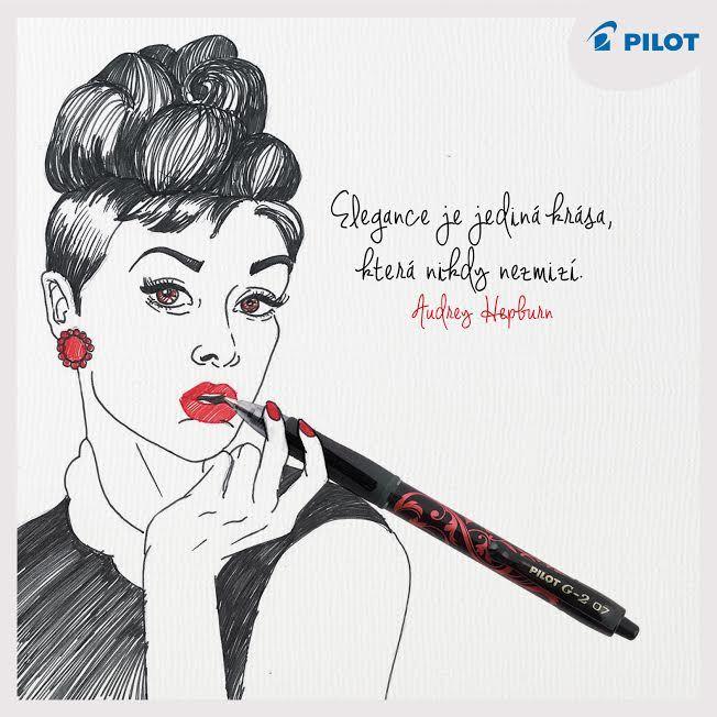 Hledáš ideální dámské pero, které v sobě snoubí styl a funčknost? Pero #G2 #Victoria je to pravé pro tebe - spojuje ladnou eleganci s dotekem ženskosti. Zkus ho! :) #happywriting