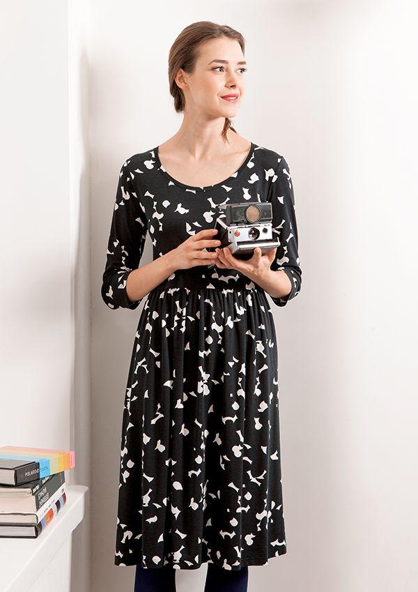 Konfetti dress / Nanso AW 2015