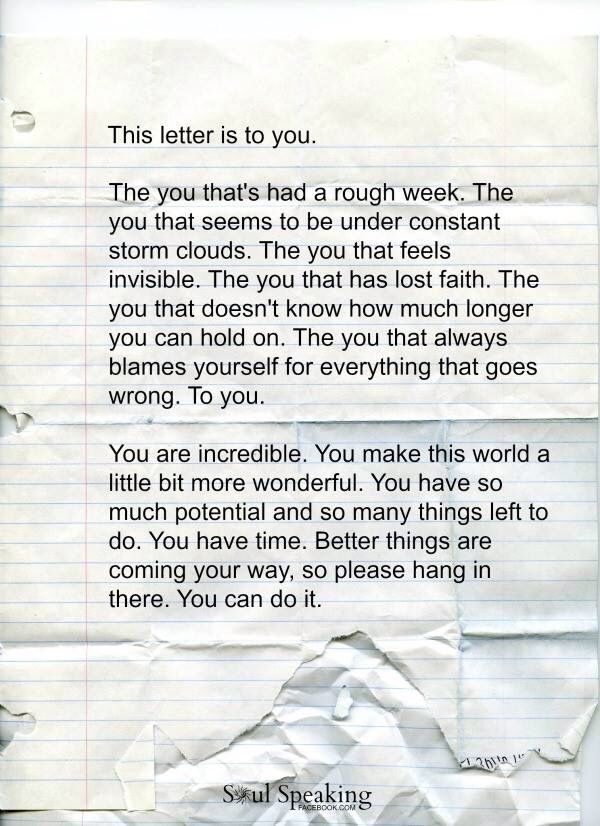 a letter to myself poem letter to you inspiration and dr who 23991 | 8e85abfa70e3e3059894038bbd72e622