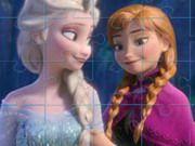Kids Frozen Puzzle - Play Kids Frozen Puzzle Online