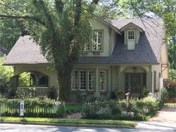 63 best craftsman style home images on pinterest for Craftsman home builders charlotte nc