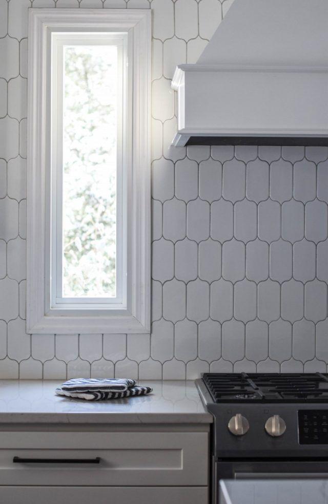 Download Wallpaper White Lantern Kitchen Backsplash