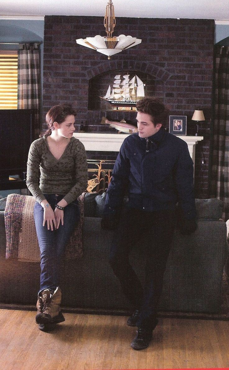 Edward and Bella, forever young...