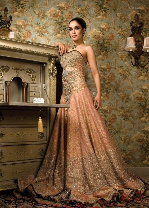 Gorgeous lehnga/gown