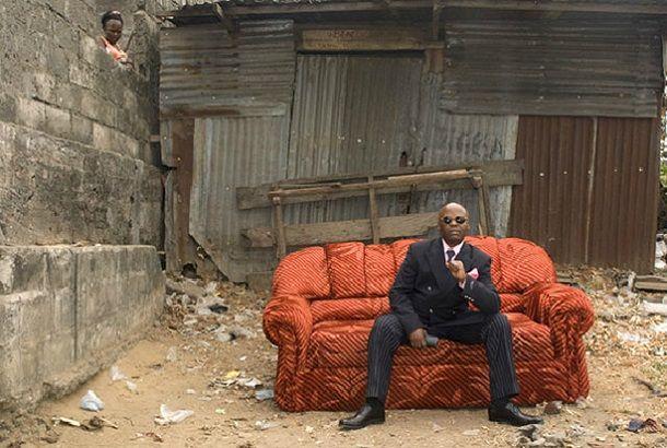 貧困にも屈しないコンゴのファッション集団「サプール」   roomie(ルーミー)