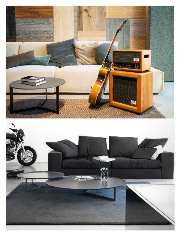 L'utilizzo di #legno massello ed il #design curato, rendono i prodotti #GLBSound perfetti per arredare una zona living moderna, assieme ai nostri tavolini in #metallo verniciato!  Clicka sull'immagine per maggiori info sul tavolino.  GLB Sound: www.glbsound.com