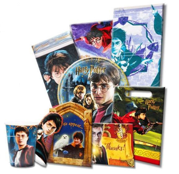 86 best Harry Potter Birthday Party Ideas Decorations and Supplies