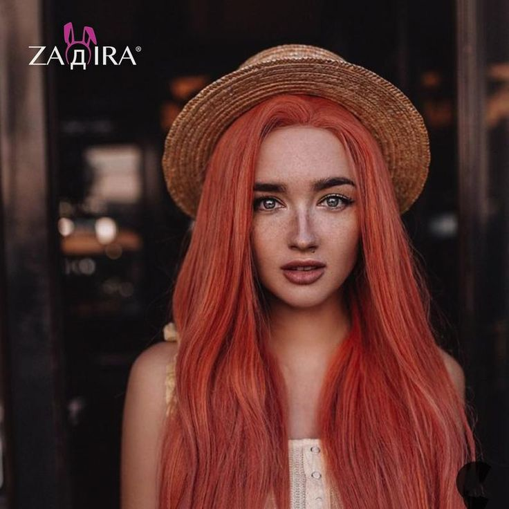 Pastel pink lace front wigs for white women, cosplay wigs rose gold big wave wig 22 in (55 cm), long mermaid wig HEAT SAFE