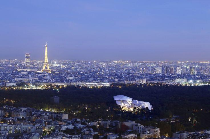 Galeria de Fundação Louis Vuitton / Gehry Partners - 18