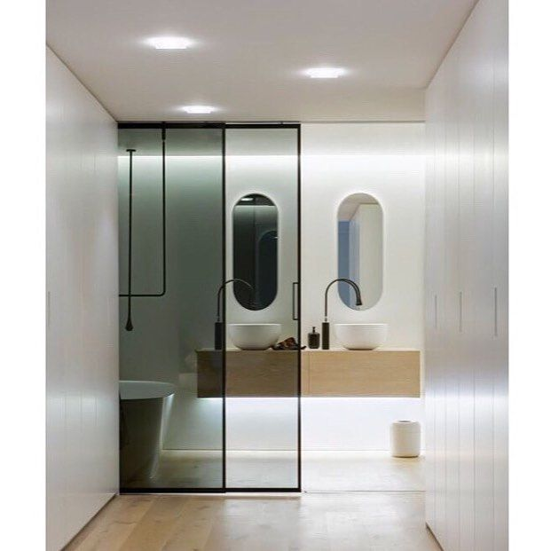 Project By   @spinzidesign #taps #interiordesign #bathroom #australia  #architecture ...