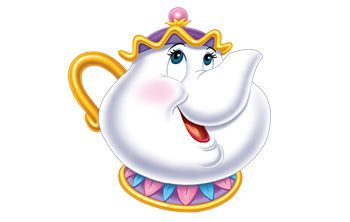 Mrs. Potts in Beauty and the Beast exists to serve. #caregiver #archetype #brandpersonality