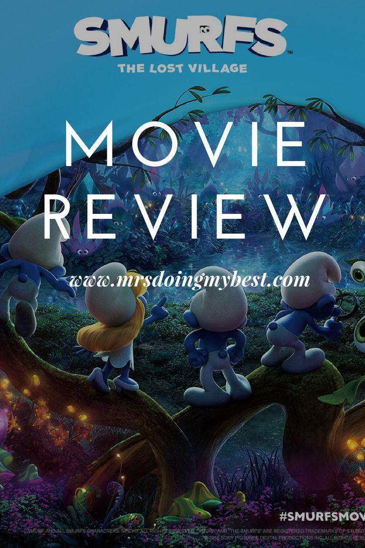 Smurfs The Lost Village Movie Review | Smurfette | Children's Movie